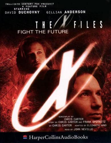 9780001055421: The X-Files - Fight the Future