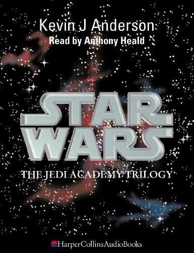 9780001055889: Star Wars - Jedi Academy Trilogy Boxed Set