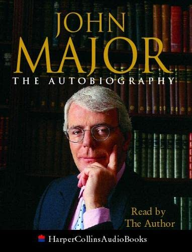 9780001056091: John Major: The Autobiography