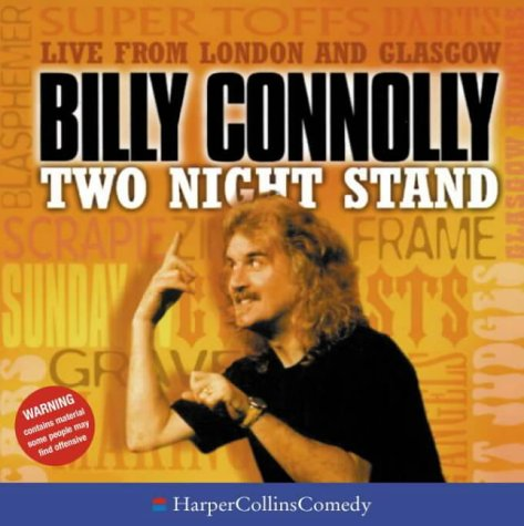 9780001057104: Billy Connolly Two Night Stand (HarperCollinsComedy)