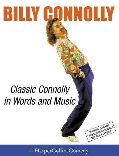 Classic Connolly in Words and Music (HarperCollinsComedy) (0001057138) by Connolly, Billy