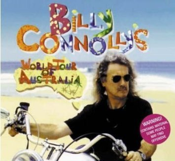 9780001057166: Billy Connolly's World Tour of Australia 2 (HarperCollins Audio Comedy S.)