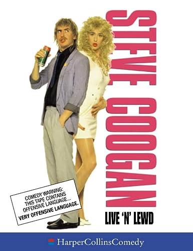 9780001057180: Steve Coogan Live 'N' Lewd (HarperCollinsComedy)