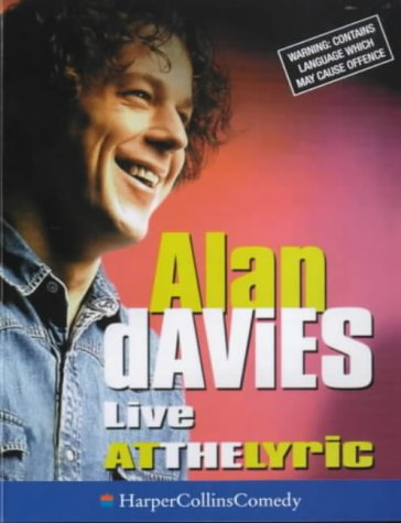 9780001057210: Alan Davies Live at the Lyric (HarperCollinsComedy)