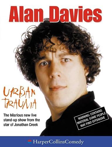 9780001057227: Alan Davies Urban Trauma (HarperCollinsComedy)