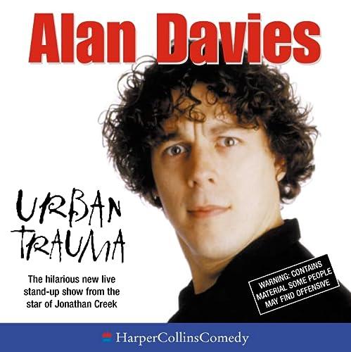 9780001057234: Alan Davies Urban Trauma (HarperCollinsComedy)