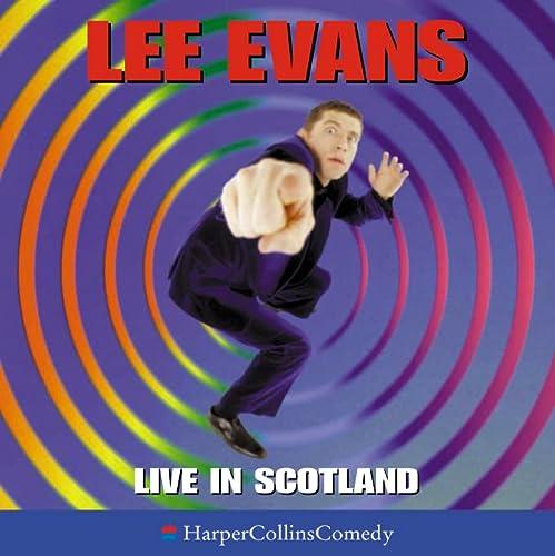 9780001057265: Lee Evans Live in Scotland (HarperCollinsComedy)