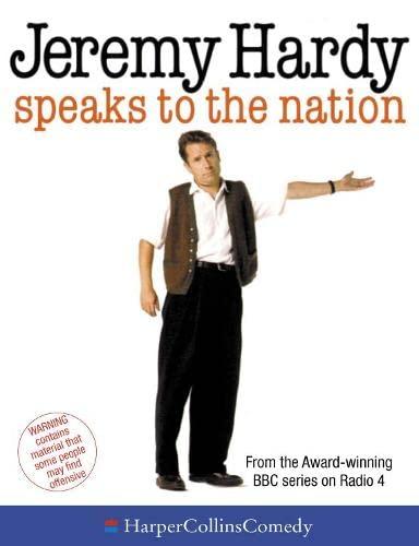 9780001057289: Jeremy Hardy Speaks to the Nation