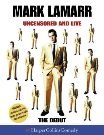 9780001057319: Uncensored and Live (HarperCollins Audio Comedy)