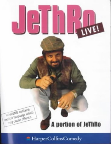 9780001057364: A Portion of JeThRo (HarperCollins Audio Comedy)