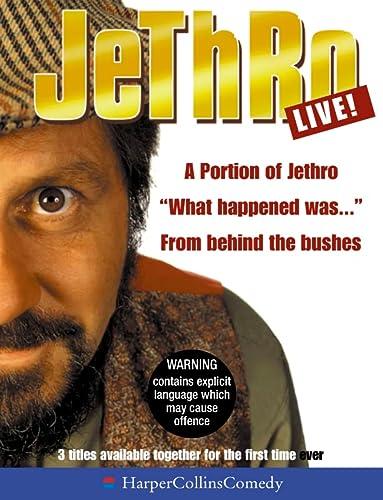 9780001057418: JeThRo Live! (HarperCollins Audio Comedy)