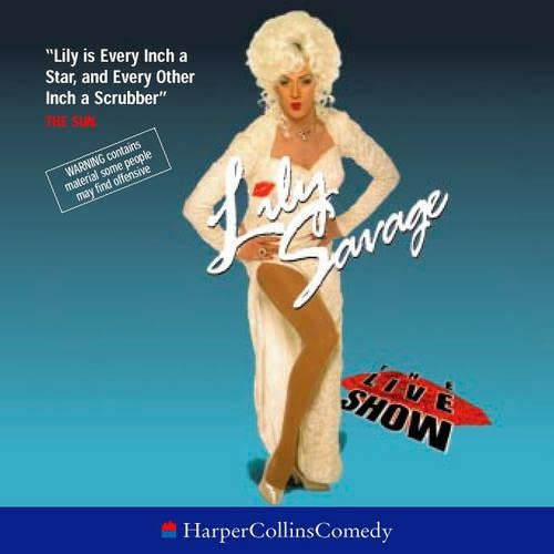 9780001057449: Lily Savage The Live Show (HarperCollinsComedy)