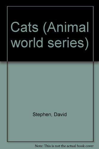 9780001061088: Cats (Animal world series)