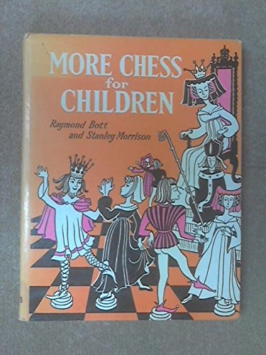 9780001061118: More Chess for Children