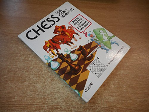 9780001061125: Chess for Young Beginners