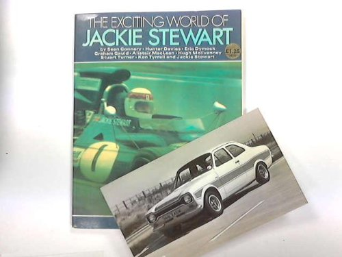 9780001061828: The Exciting world of Jackie Stewart