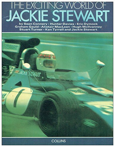 9780001061835: Exciting World of Jackie Stewart