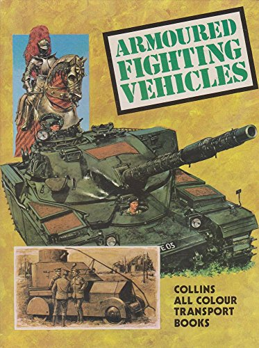 9780001062436: Armoured fighting vehicles (Collins transport series)