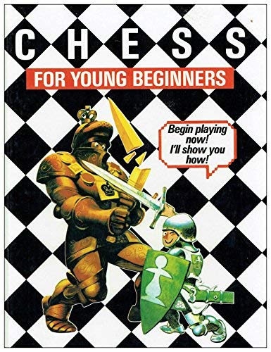 9780001062443: Chess for Young Beginners