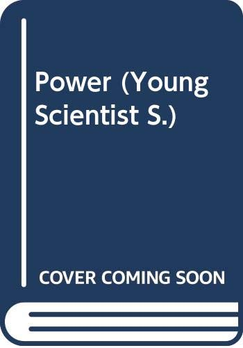 9780001062849: Power (Young Scientist S)