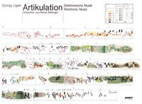 9780001067929: Artikulation - Electronic Music - score - ED 6378-10