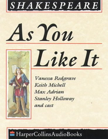 9780001072985: As You Like it: Complete & Unabridged