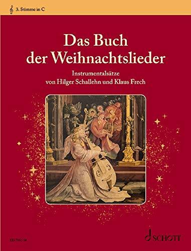 9780001074156: Das Buch der Weihnachtslieder (151 deutsche Advents- und Weihnachtslieder - Kulturgeschichte, Noten, Texte, Bilder)