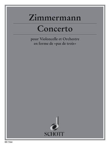9780001075092: Concerto (en forme de