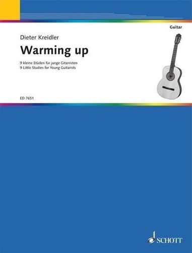 9780001079823: Warming Up Git. Guitare