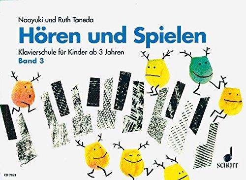 9780001081734: Wir Horen Und Spielen Band 3 Piano
