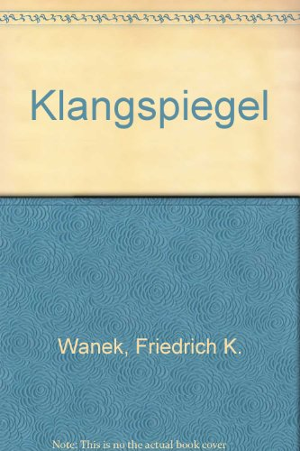 9780001083899: Klangspiegel - Piano, 4 Hands - Book