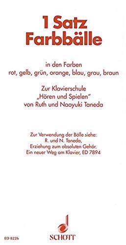 9780001084094: Wir horen und spielen - Piano - SET OF PARTS