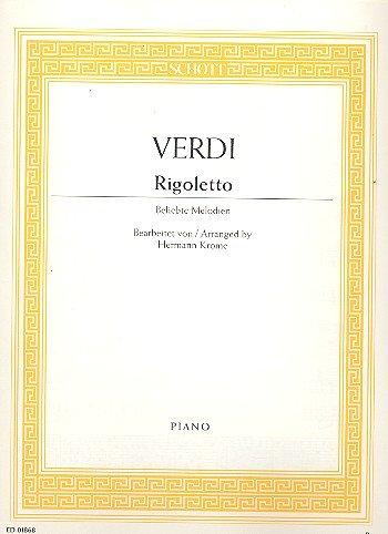 9780001087828: Rigoletto
