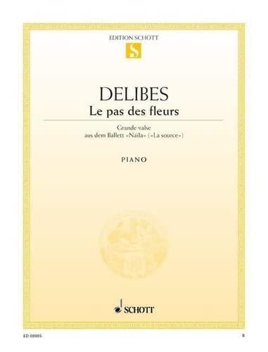 9780001091092: Le Pas des fleurs (Grand waltz from the Ballet