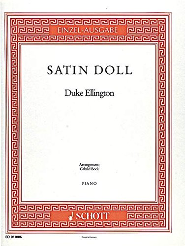 9780001092792: Satin Doll