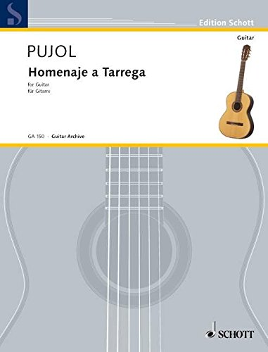 9780001095861: Homenaje A Tarrega