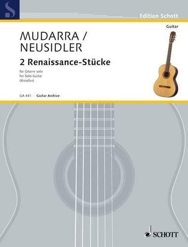 9780001096905: 2 Renaissance Stuecke