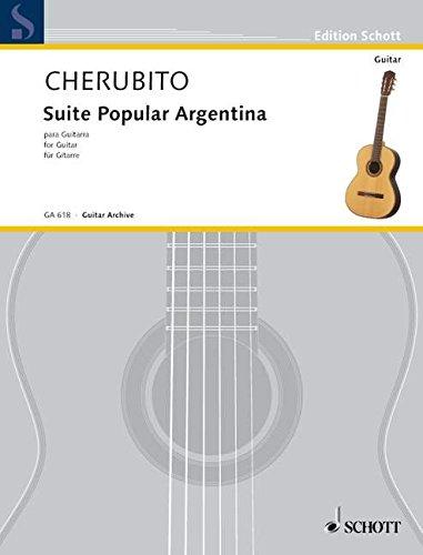 9780001097957: Suite Popular Argentina