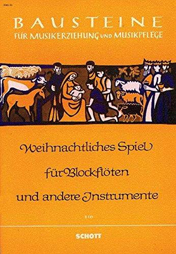9780001104754: Weihnachtliches Spiel (Alte Weihnachtslieder)