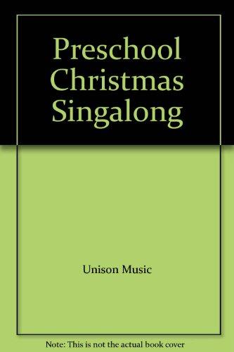 9780001106406: Preschool Christmas Singalong