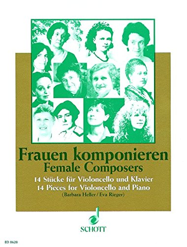 9780001115965: Female Composers (14 Pieces)