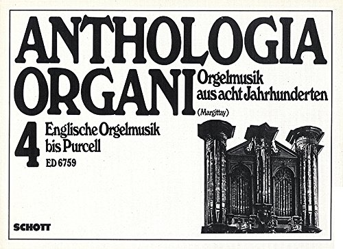 9780001118058: English Organ music to Purcell - Organ - Book