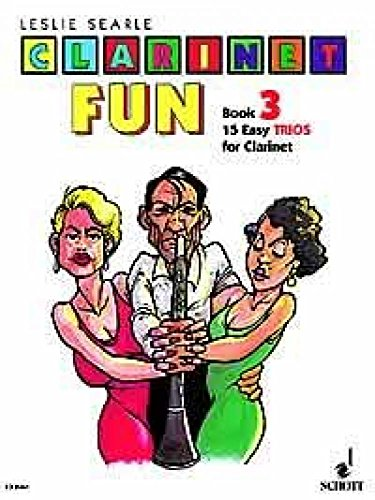 9780001120648: Clarinet Fun Band 3 (15 Easy Trios)