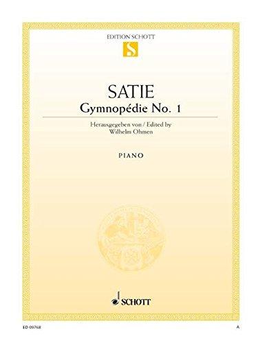 9780001121782: Gymnopédie No1 --- Piano