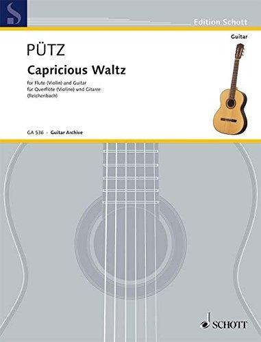 9780001125025: Capricious Waltz