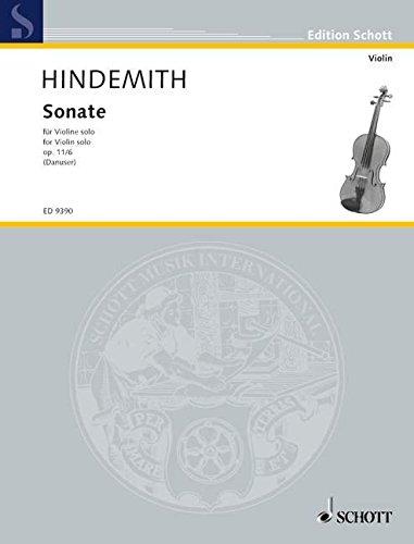 9780001131033: Violin Sonata op. 11/6