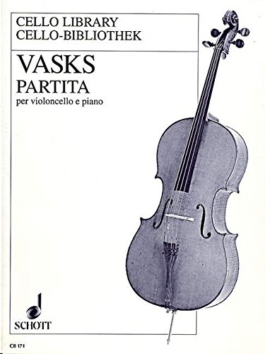 9780001131347: Partita Violoncelle
