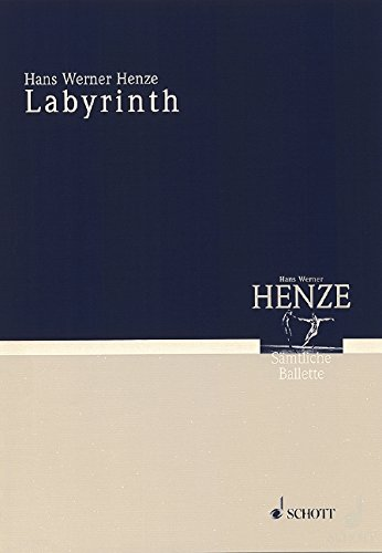 9780001131903: Labyrinth (Ballet in one act by Mark Baldwin)