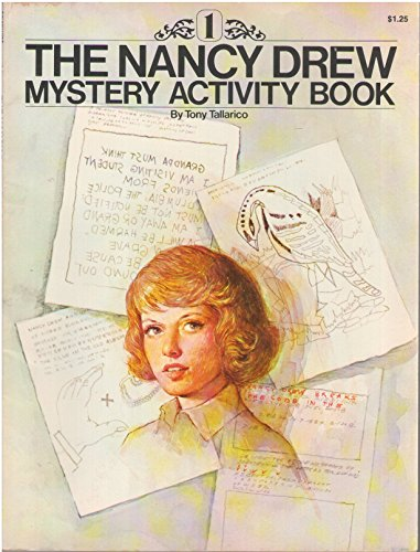 9780001137608: The Nancy Drew Mystery Activity Book