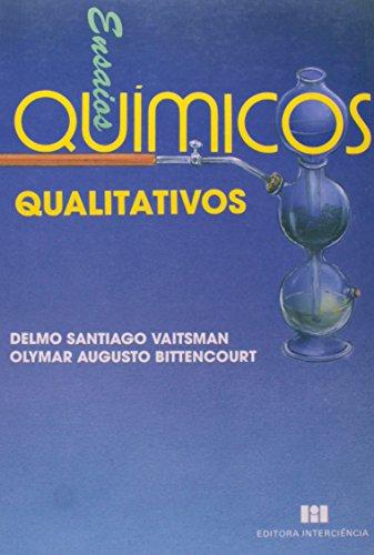 9780001145887: Ensaios Quimicos Qualitativos (Em Portuguese do Brasil)